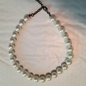 Jumbo Pearl Necklace